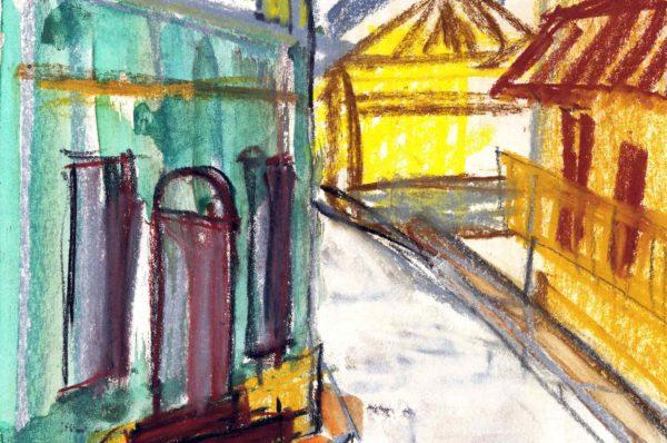 Klaus Becker - Sketchbook - Cuba - 11