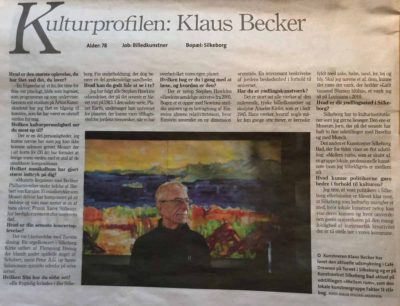 Klaus Becker - Announcement - 5