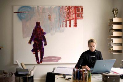 Klaus Becker - Arkitekt Susanne Fossgren