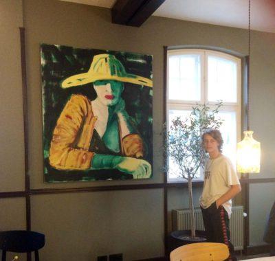 Klaus Becker - Café Drewsen - Silkeborg