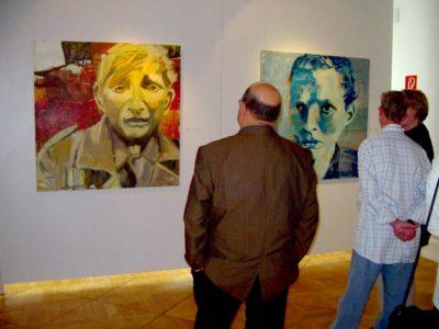 Klaus Becker - Dithmarsches Landesmuseum - Germany - 2005