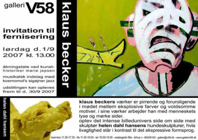 Klaus Becker - Exhibition - 2