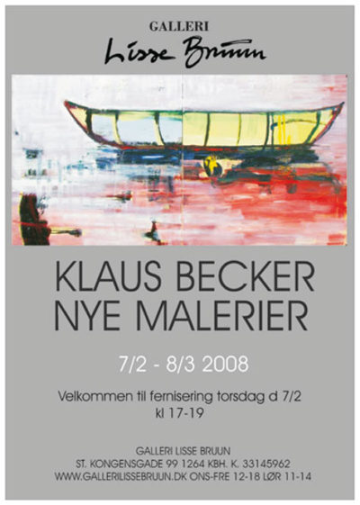 Klaus Becker - Exhibition - 3