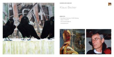 Klaus Becker - Exhibition - 7