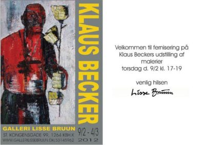 Klaus Becker - Exhibition - 8