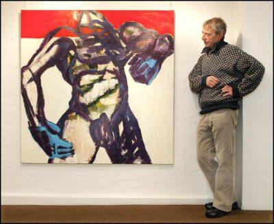 Klaus Becker - Galeri Nouvelle - Horsens - 2003