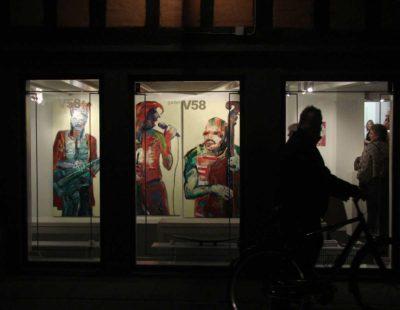 Klaus Becker - Galleri V58 - Aarhus - Denmark