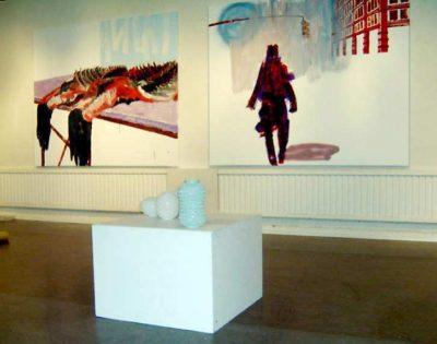 Klaus Becker - Kalmar Konstmuseum - Sweden - 2004