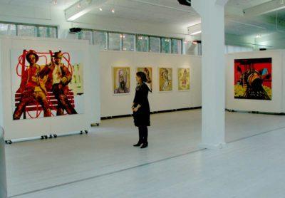 Klaus Becker - Kulturspinderiet - Silkeborg - Denmark - 2011