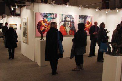 Klaus Becker - Kunstmesse Art - Aarhus - Denmark - 2011
