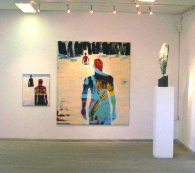 Klaus Becker - Kunstnerhuset - Silkeborg - Denmark - 2000