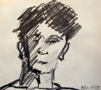 Klaus Becker - Sketchbook - France - 3