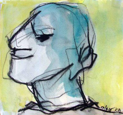 Klaus Becker - Sketchbook - France - 6