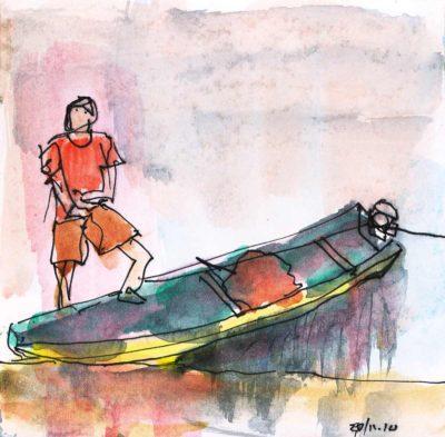 Klaus Becker - Sketchbook Bolivia - 02