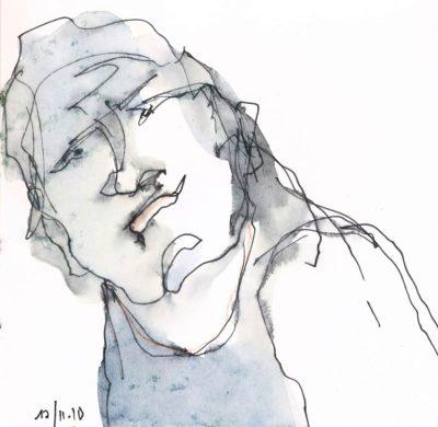 Klaus Becker - Sketchbook Bolivia - 15