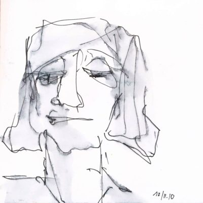 Klaus Becker - Sketchbook Bolivia - 16