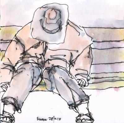 Klaus Becker - Sketchbook Bolivia - 03