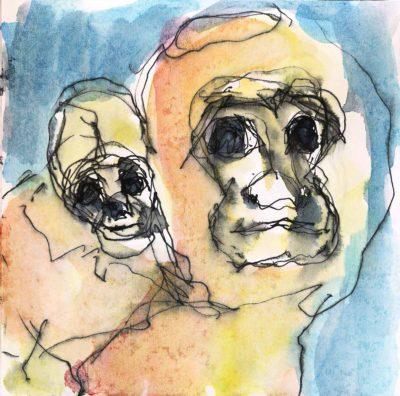 Klaus Becker - Sketchbook Bolivia - 04