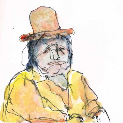 Klaus Becker - Sketchbook Bolivia - 05