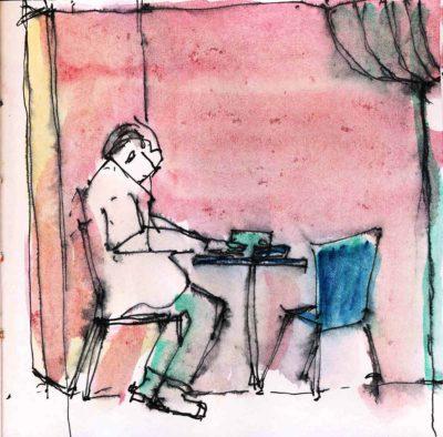 Klaus Becker - Sketchbook Bolivia - 06