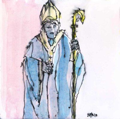 Klaus Becker - Sketchbook Bolivia - 09