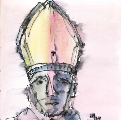 Klaus Becker - Sketchbook Bolivia - 10