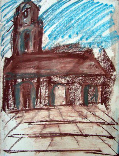 Klaus Becker - Sketchbook - Cuba - 1