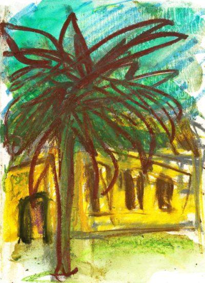 Klaus Becker - Sketchbook - Cuba - 10