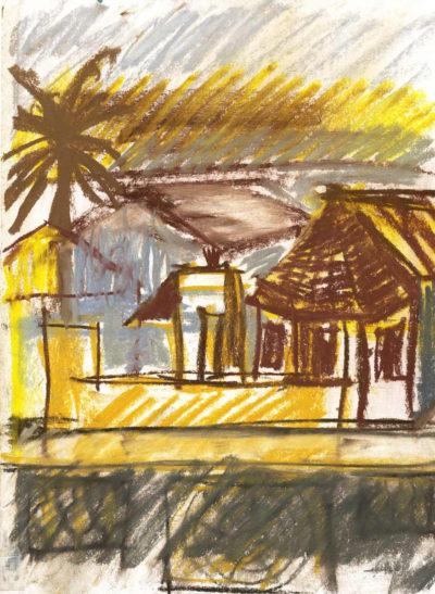Klaus Becker - Sketchbook - Cuba - 12