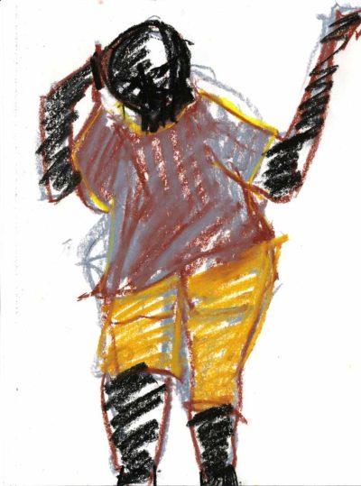 Klaus Becker - Sketchbook - Cuba - 14