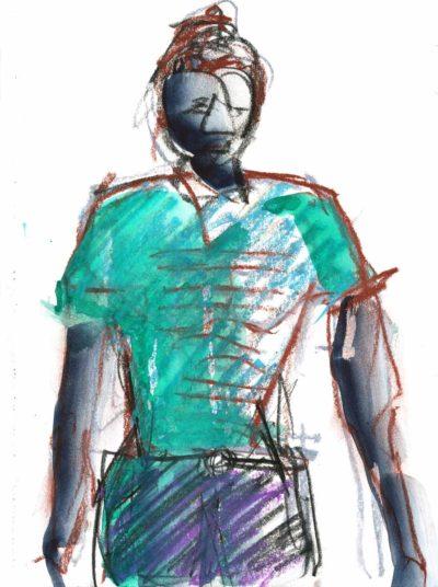 Klaus Becker - Sketchbook - Cuba - 15