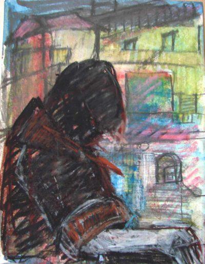 Klaus Becker - Sketchbook - Cuba - 16