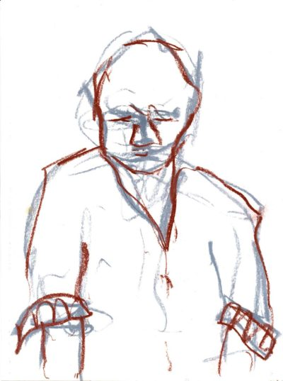 Klaus Becker - Sketchbook - Cuba - 3