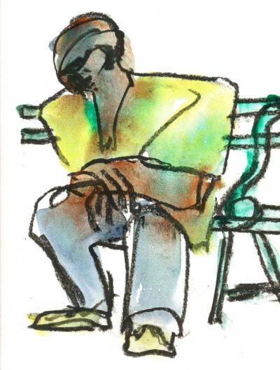 Klaus Becker - Sketchbook - Cuba - 4