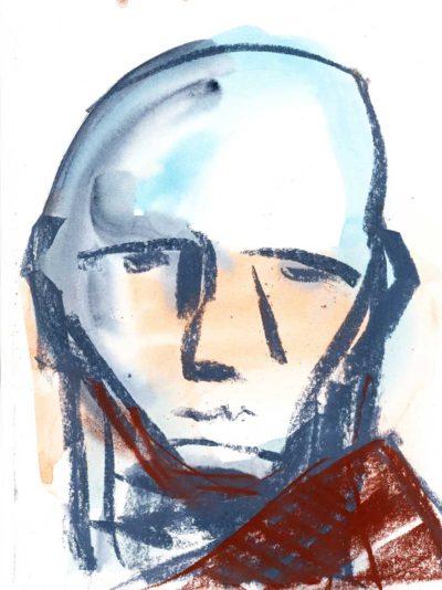 Klaus Becker - Sketchbook - Cuba - 5