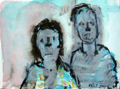 Klaus Becker - Sketchbook - Marseille - 10