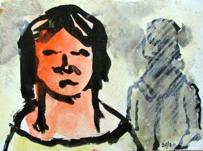 Klaus Becker - Sketchbook - Marseille - 13