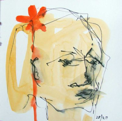 Klaus Becker - Sketchbook - Marseille - 18