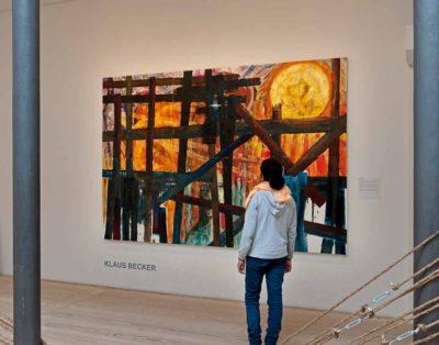 Klaus Becker - Kunst Center Silkeborg Bad - Denmark - 2014 - Foto af Lars Bay