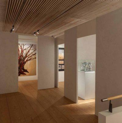 Klaus Becker - Kunst Center Silkeborg Bad - Denmark - 2018 - Foto af Lars Bay