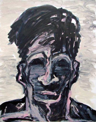Klaus Becker - Sketch on paper - 90x60cm