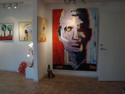 Klaus Becker - Strand Galleri