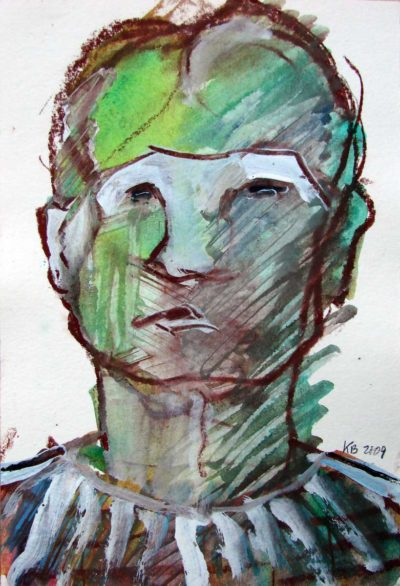 Klaus Becker - Watercolour - 2